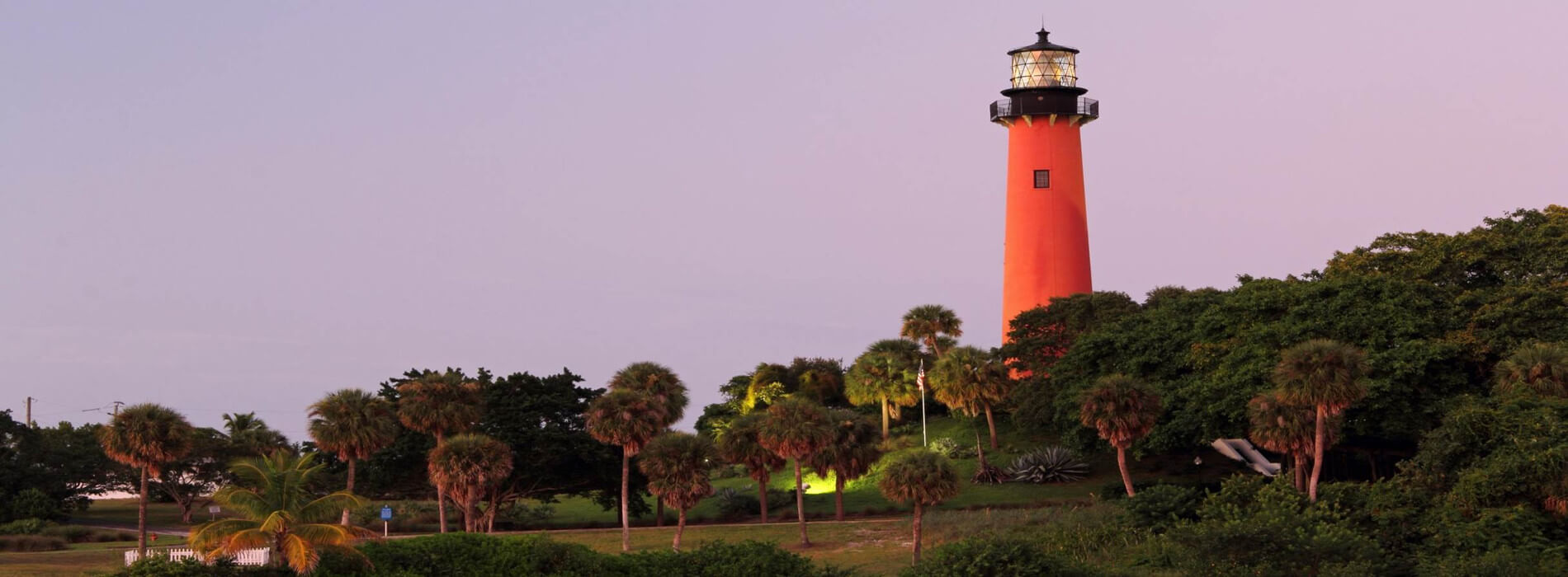 Jupiter Lighthouse, Jupiter Inlet, FL
