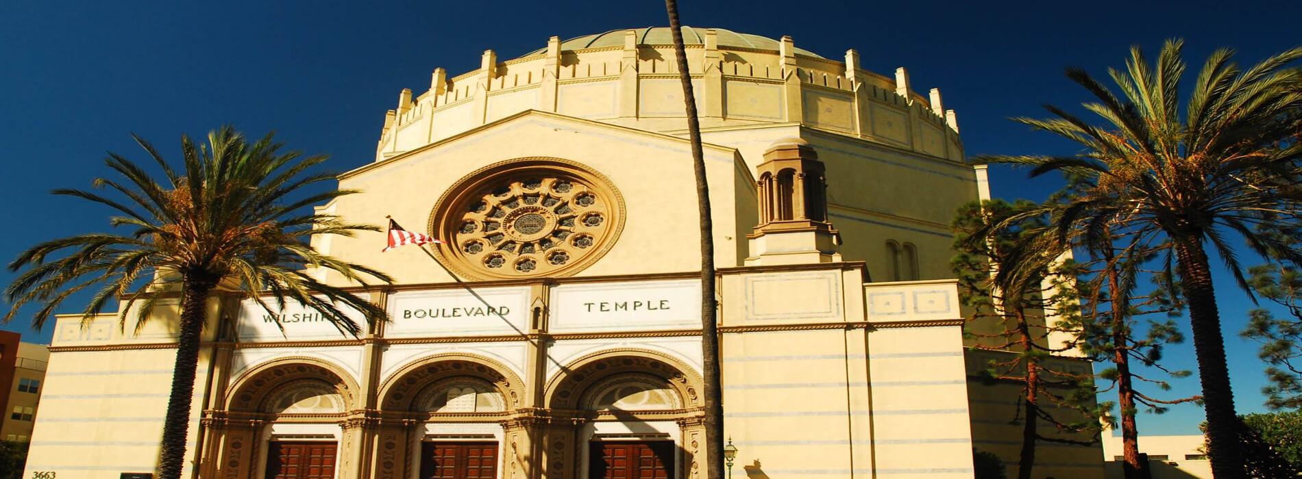 Wilshire Boulevard Temple