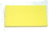 Sponge Float (replacement head Yellow)